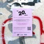 VIENNA DESIGN WEEK 2021 <br /> Stadtarbeit: im20.wien
