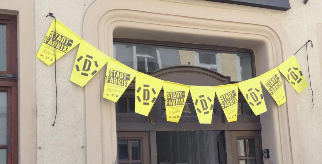 CityFactory: Demonstrators in Vienna